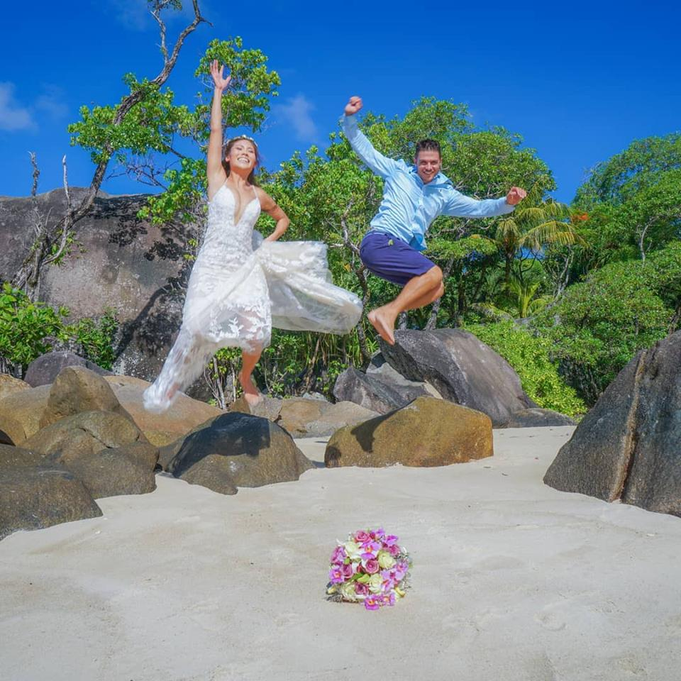 Barefoot Wedding Package