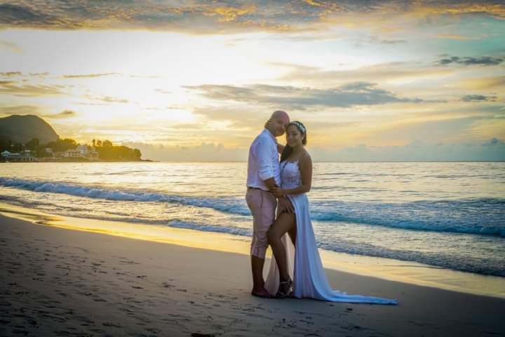 Creole Beach Wedding Package